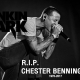 Fallece Chester Bennington, el vocalista de Linkin Park.
