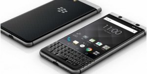 BlackBerry lanza modelo 100% Android